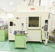 安田工業 YBM Vi40